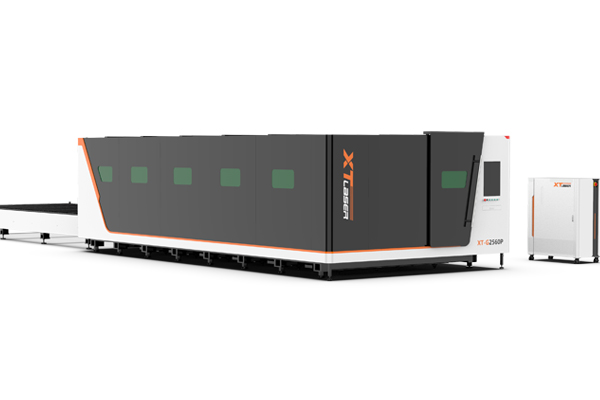 Fully enclosed laser cutting machine
